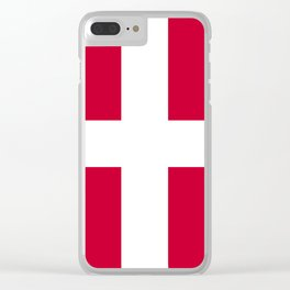 Sovereign Military Order of Malta flag emblem Clear iPhone Case