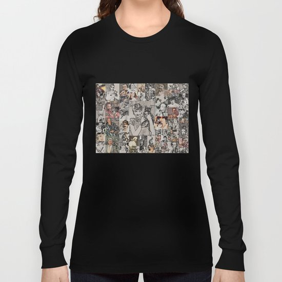 Famous Cat Lovers Long Sleeve T-shirt