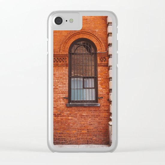 Soho V Clear iPhone Case