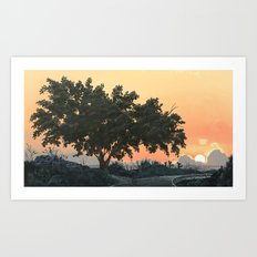 Mexico 1 Art Print