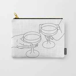 Cheers Drinking Buddies Carry-All Pouch