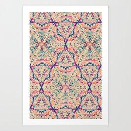 TEEPEE Art Print