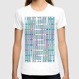 rhombus sky T-shirt
