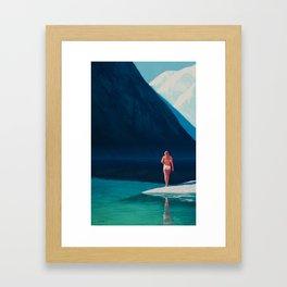 Indian Summer - 2015 Framed Art Print