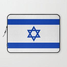 Israel Flag - High Quality image Laptop Sleeve