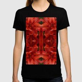 """A Gathering of Lilies"" Remix - 3 (2-1) [D4468~49] T-shirt"