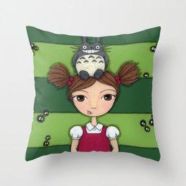 A Magical Adventure Throw Pillow