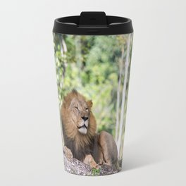 Gracious Lion Travel Mug
