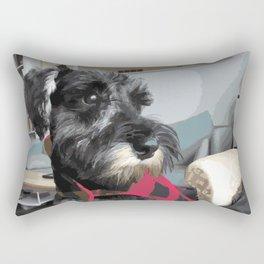 Northwest Terrier Rectangular Pillow