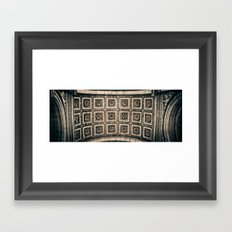 Arch Framed Art Print
