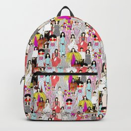 Bjork-A-thon Backpack