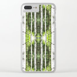 Pattern 4 Clear iPhone Case