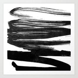 Sensation 2 Art Print