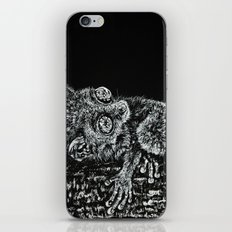 Bohol Tarsier from the Philippines iPhone & iPod Skin