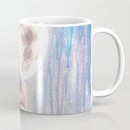 Sister Moon // Woman Goddess Moon Luna Stars Sea Sisterhood Spirit Sacred Wise Healing Energy Wisdom Coffee Mug