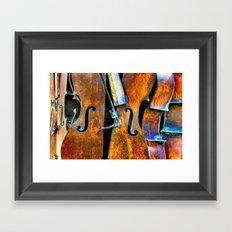 Orchestra Framed Art Print