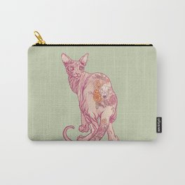 Skinny Cat Carry-All Pouch