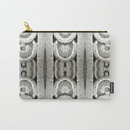 Architectural Rings Abstract Carry-All Pouch