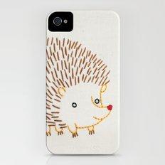 H Hedgehog iPhone (4, 4s) Slim Case