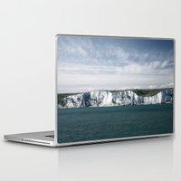 miles davis Laptop & iPad Skins featuring 10 MILES by Simon Méchali