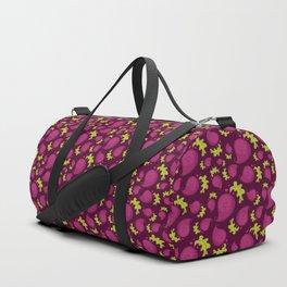 You make my heart beet Duffle Bag