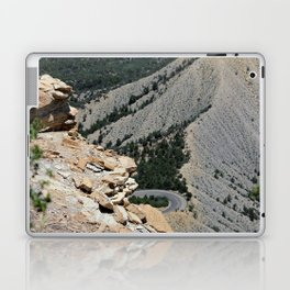 View from top of Mesa Verde Laptop & iPad Skin