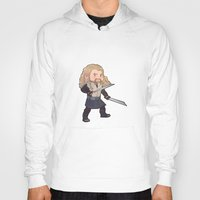 fili Hoodies featuring fili by Ronnie