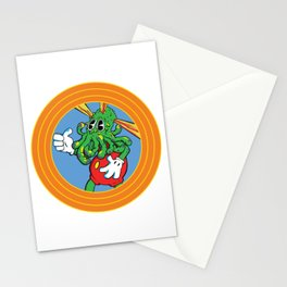 That's Cthulhu folks! Stationery Cards