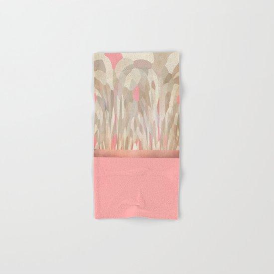 La Vie en rose Hand & Bath Towel