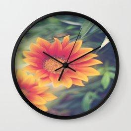 sun lover Wall Clock