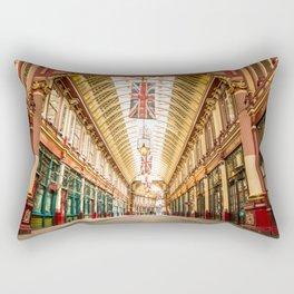 Leadenhall Market, London Rectangular Pillow
