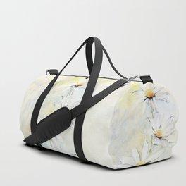White Daisies Sporttaschen