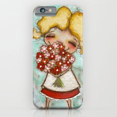 Smells like Spring - by Diane Duda Slim Case iPhone 6s
