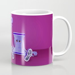 Sad Layers Coffee Mug