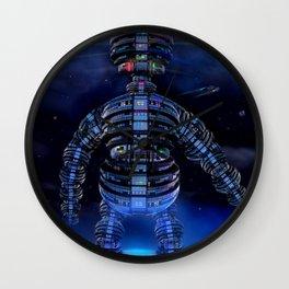 i robot Wall Clock