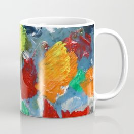 The Artist's Palette Coffee Mug