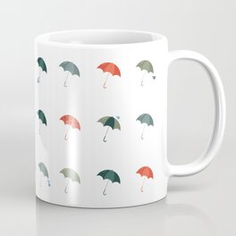 Take your umbrella ! It's raining! Coffee Mug