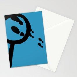 Mystery Glass Stationery Cards