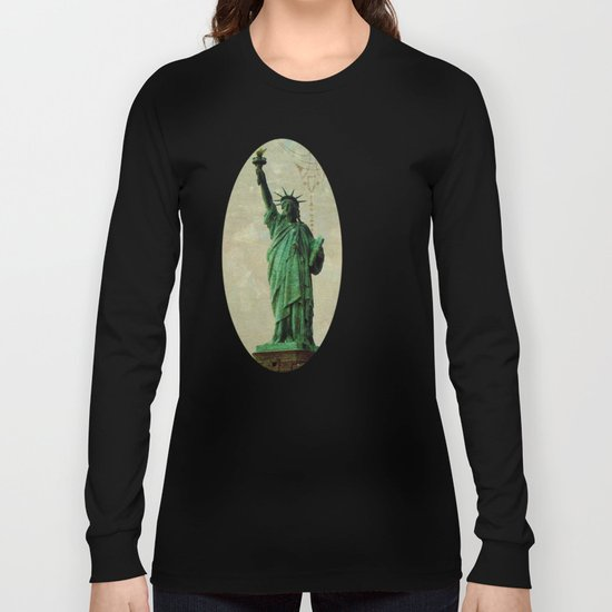 Thinking of  you today NYC! Long Sleeve T-shirt