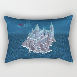 Hogwarts series (year 6: the Half-Blood Prince) Rectangular Pillow