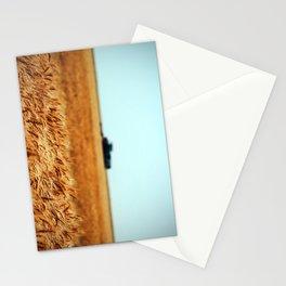 Golden Crop Stationery Cards