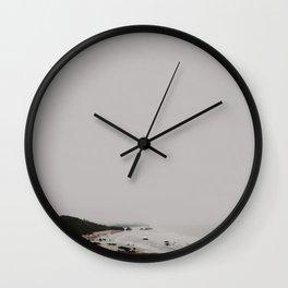 Ethereal Ocean Wall Clock