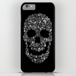 Death By Paisley iPhone Case