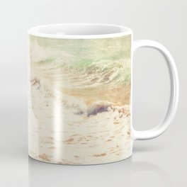 Margin Walker. surfer photograph Hermosa Beach Coffee Mug