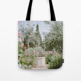 Garden at Gethsemane - Holy Land Fine Art Film Photography Tote Bag