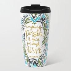 Anything's Possible Travel Mug