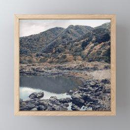 Sierra III Framed Mini Art Print