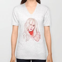 Billboard Woman of the Year Unisex V-Neck