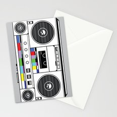 1 kHz #4 Stationery Cards