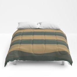 mt. wavy Comforters